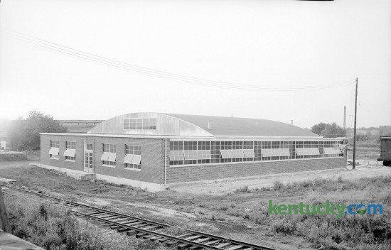 For $75,000, William T.  Young erected this factory in August of 1946 at 767 East Third St. for the manufacture of Big Top peanut butter. In 1955 he sold the brand to Procter & Gamble who renamed it Jif. The current Jiff plant sits nearby.