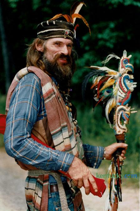 Rainbow Family in Pulaski County, 1993 | Kentucky Photo Archive